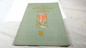 1929 Union Pacific Pacific Northwest and Alaska Booklet Brochure