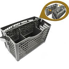 Grey Dishwasher Cutlery Storage Basket Utensil Holder for Bosch/Maytag/Kenmore