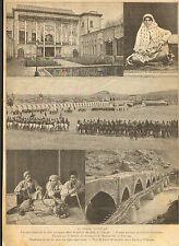 IRAN PERSE ARTICLE PRESSE DE GEORGES MOYNET 1902