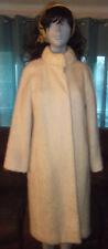 The Denise Collection Vtg 60's Luxury Blend Mohair Wool Elegant Jacket Coat -M-