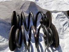 BMW Z3 96-02 OEM Rear COIL SPRINGS Pads Suspension Roadster Coupe Vert e36 318Ti