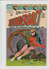 Thunder Bolt  #58  F+  Modern comic 1978 Peter Cannon