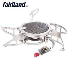3800W Portable folding gas stove windproof camping stove propane butane burner
