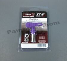 Titan 671 408 Or 671408 Synergy Fine Finish Airless Spray Tip