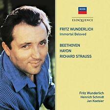 Fritz Wunderlich - Immortal Beloved [New CD] Australia - Import