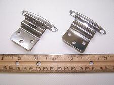 201914 Sea-Dog Stainless Steel Semi-Concealed Hinge Pair (2) 132-3535