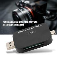 Type-C USB 3.0 XQD Card Reader Camera Memory Card Reader 500MB/S High Speed AP