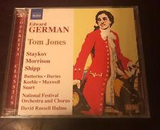 EDWARD GERMAN: TOM JONES NEW CD