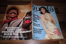 BURDA MODE 7/1970 -- 65 Schnitte / Sonderteil SCHICKE UMSTANDSKLEIDER /fürs BABY