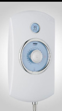 MIRA ORBIS 9.8kW THERMOSTATIC ELECTRIC SHOWER LCD DISPLAY. Sport