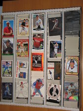 1999 Upper Deck Ovation MVP 2004 Reflection Baseball Base & Inserts 173 Card Lot