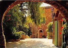 BR13051 La Cote d Azur miracle de la nature dans un village provencal    france