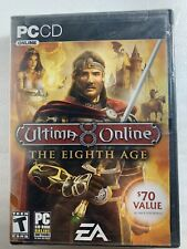Ultima Online: Th 00006000 e Eighth Age (Pc, 2005) - Complete With Manuals And Maps! *