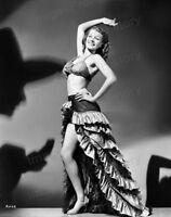 8x10 Print Rita Hayworth Beautiful Costumed Fashion Portrait #RHEQ