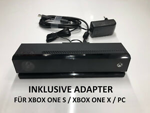 Kinect Sensor 2.0 inklusive Adapter für XBox One S One X & PC 2M USB ✅ Händler ✅