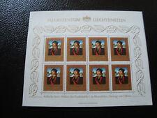LIECHTENSTEIN - timbre/stamp Yvert et Tellier n° 824 x8 n** (Z2)