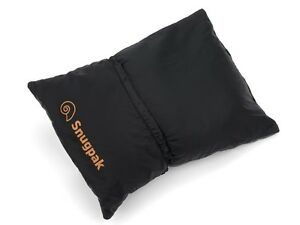 SNUGGY Deluxe Snugpak Travel Pillow Camping Headrest INC STUFF SACK