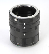 Macro Extension Tube Ring for Olympus E620 E610 E520 E500