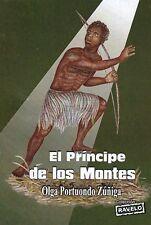 EL PRINCIPE DE LOS MONTES  Santeria Cuba Africa  - Olga portuondo Zuniga