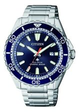 CITIZEN BN0191-80L Eco-Drive Mens Solar Diver's Watch WR200m RRP $599.00