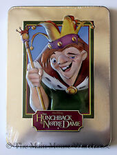 Disney The Hunchback of Notre Dame on DVD in Real 3D Collectible Tin Packaging