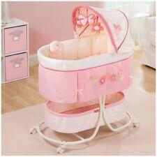 Baby Bassinet Comfort Infant Bed Nursery Furniture Large Storage Newborn Crib