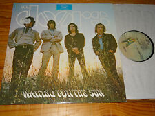 THE DOORS - WAITING FOR THE SUN (42 041) / RE-ISSUE GERMANY-VINYL-LP (MINT-)