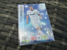 Adrenalyn XL Champions League 2012-2013 2012/13 344 Karim Benzema Master Card