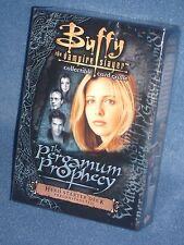"NIB - ""Buffy"" Collectable Card Game Starter Decks - Hero Decks - Free Pack w/Buy"