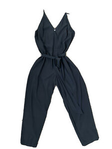 Witchery Silk Jumpsuit 14