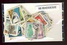 Rhodesia - Rhodesia 50 stamps different