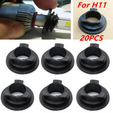 20Pcs for S2 H11 LED Car Headlight Adapter Bulb Holder Base Headlamp Sockets Kit