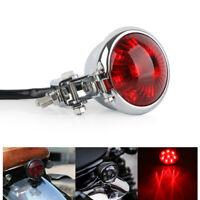 Motorcycle LED Rear Tail Brake taillight Stop Light Lamp For Harley Bobber