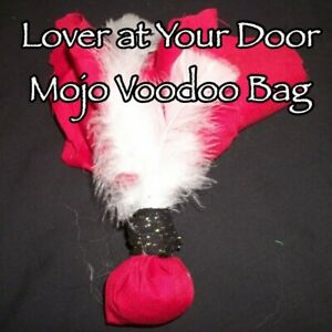 Lover At Your Door Voodoo Spell Mojo Bag Marriage Love Sex Soul Mate Totem Charm
