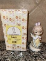 Precious Moments Figurine You Oughta Be in Pictures, #490327
