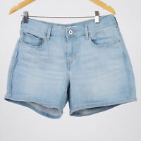 Levi's Damen Classic blau denim Shorts DE 38 / US W31