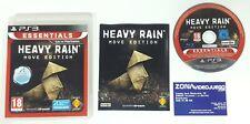 Heavy Rain Move Edition. PLAYSTATION 3, PAL-ESP