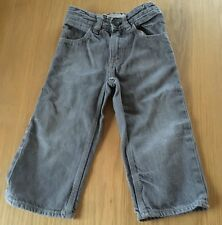 Boys Grey Jeans Size 18-24 Months