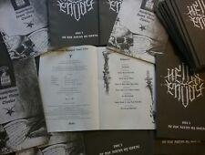 heavy metal stories zine Hells Envoy AC/DC Morbid Angel Metallica Slayer Venom