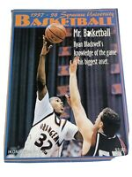 Ryan blackwell 1997 Syracuse University Basketball program Boeheims Army