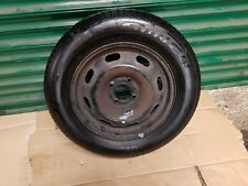 "Vauxhall Astra Zafira A Spare 15"" inch Steel Wheel With Tyre 195/65 R15 ref708"