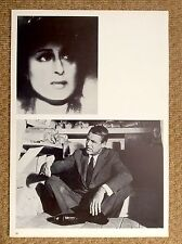 CARY GRANT & LIZA MINELLI Large Portrait Photo Photograph (11in x 16in)