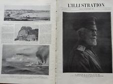 L'ILLUSTRATION 1914  N 3741  S.A.I. LE GRAND- DUC NICOLAS - NICOLAÏEVITCH