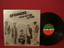 THE SPINNERS PICK OF THE LITTER 1ST PRESSING A/A CUT OUT FLIP TOP COVER SD 18141