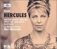 NEW Handel - Hercules, Musical Drama in Three Acts (HWV 60) (Audio CD)