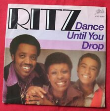 Ritz, dance until you drop / anyone who had a heart,  SP - 45 tours