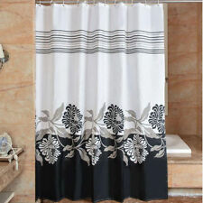Polyester Floral Window Curtains