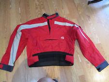 Novadry system 123 Decathalon sailing jacket Medium RED