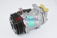 COMPRESSORE CONDIZIONATORE SANDEN  B722  SD7V16 ALFA ROMEO  FIAT LANCIA 60653652