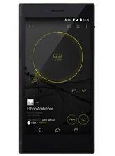 "Onkyo GRANBEAT DP-CMX1 Black 128GB 5"" Android Phone Bundle ADAPTER USA FREESHIP"